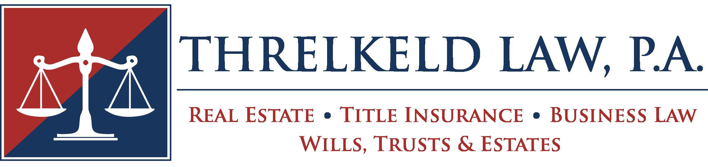 Threlkeld Law, PA Home